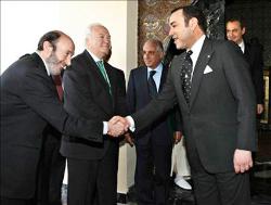 Zapatero, dispuesto a negociar la cosoberanía de Ceuta y Melilla
